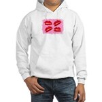 MANY LIPS Hooded Sweatshirt