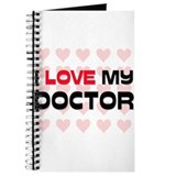 I Love My Doctor Journal