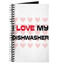 I Love My Dishwasher Journal