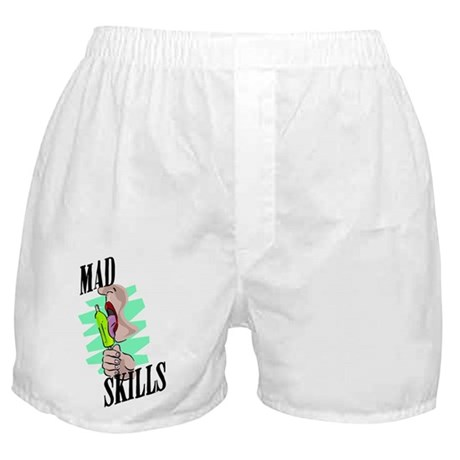 Mad Skills Boxer Shorts