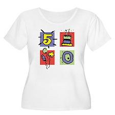 Color Block 50 T-Shirt