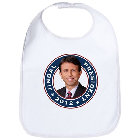 Bobby Jindal President 2012 Bib