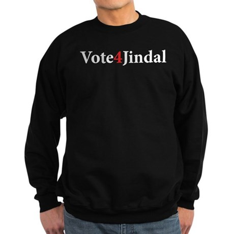 Vote 4 Jindal Sweatshirt (dark)