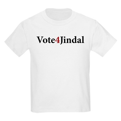 Vote 4 Jindal Kids Light T-Shirt