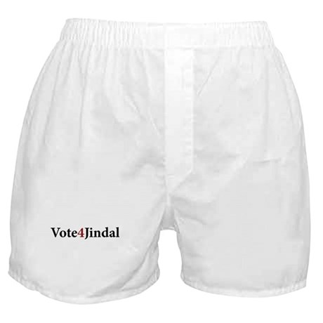 Vote 4 Jindal Boxer Shorts
