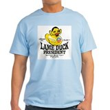 Obama Lame Duck Potus T-Shirt