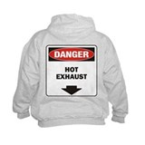 Danger Exhaust Sweatshirt