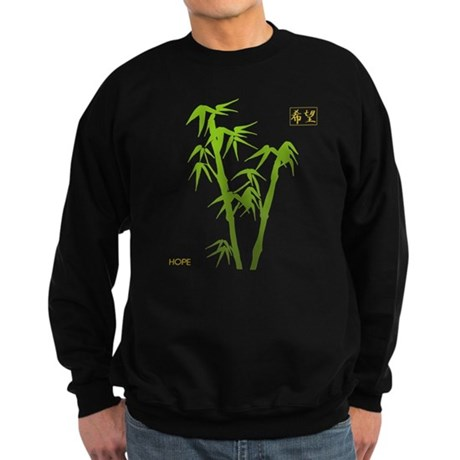 Bamboo Hope Sweatshirt (dark)