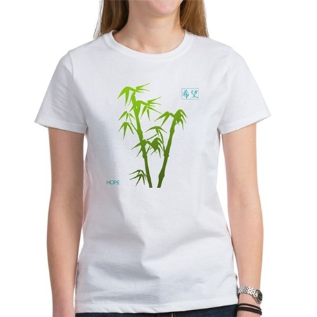 Bamboo Hope Women's T-Shirt