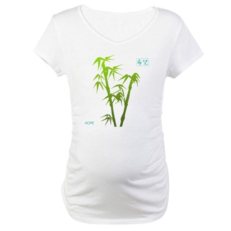 Bamboo Hope Maternity T-Shirt
