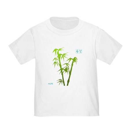 Bamboo Hope Toddler T-Shirt