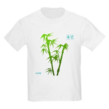Bamboo Hope Kids Light T-Shirt