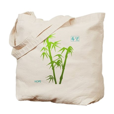 Bamboo Hope Tote Bag