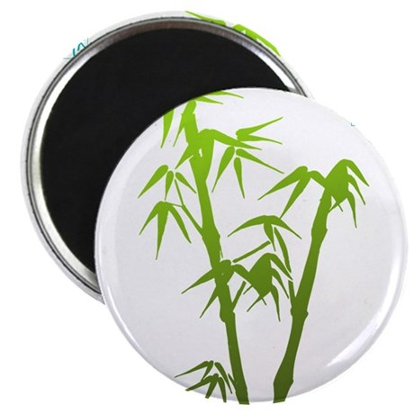 "Bamboo Hope 2.25"" Magnet (100 pack)"