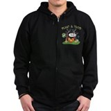 Plant A Tree Zipped Hoodie