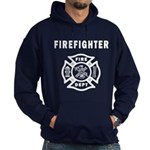 Firefighter Long Sleeve Hoodys