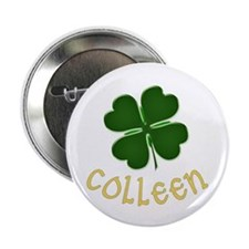"Colleen Irish 2.25"" Button"