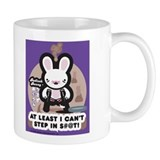 Bad Luck Bunny Small Mug