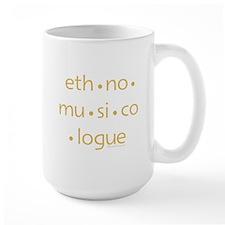 French Ethnomusicologist Mug