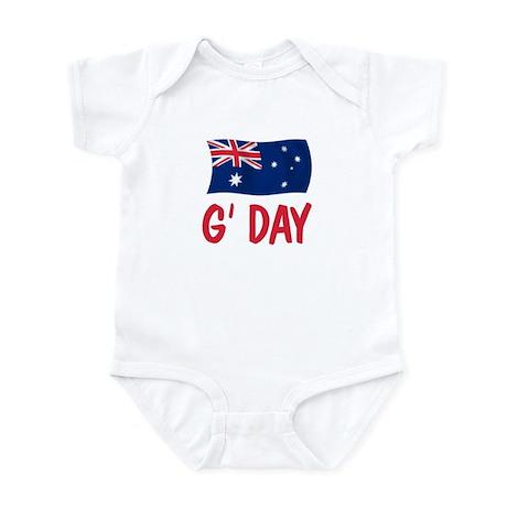 Australian G'Day Infant Bodysuit