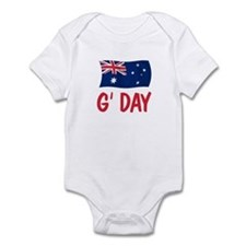 Australian G'Day Infant Bodysuit