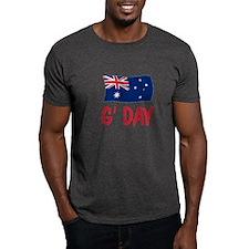 Australian G'Day T-Shirt