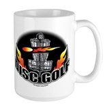 Flammin Disc Golf Mug