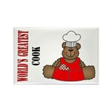 Great Cook Rectangle Magnet (100 pack)