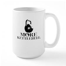 MORE KETTLEBELL Mug