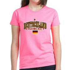 DE Germany Hockey Deutschland Tee