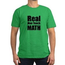 Real Men Teach Math T