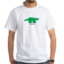 Cute Alligator baby Shirt
