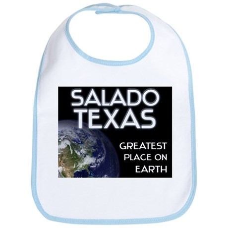 salado texas - greatest place on earth Bib