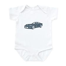 1997 Dodge Viper GTS Infant Bodysuit