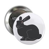 "Death Bunny 2.25"" Button"