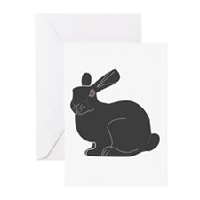 Death Bunny Greeting Cards (Pk of 20)