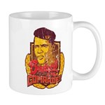 Barack Is My Comrade Mug