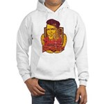 Barack Is My Comrade Hooded Sweatshirt