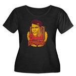 Barack Is My Comrade Women's Plus Size Scoop Neck