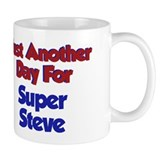 Steve - Another Day Mug