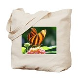 Cute Butterfly garden Tote Bag