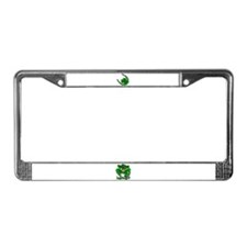 St. Patrick's Lucky License Plate Frame