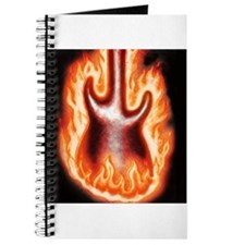 Engulfed in Flames - Journal