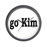 go Kim Wall Clock