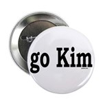 "go Kim 2.25"" Button (10 pack)"