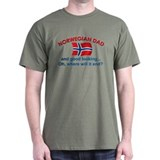 Good Looking Norwegian Dad T-Shirt
