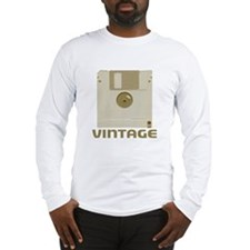 Vintage Floppy Long Sleeve T-Shirt