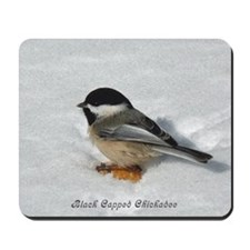 Chickadee Mousepad