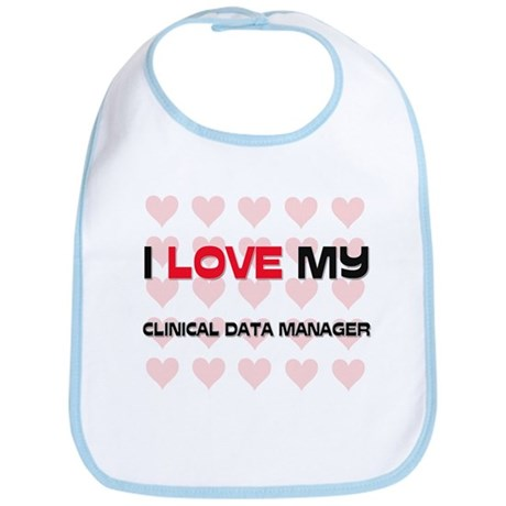 I Love My Clinical Data Manager Bib