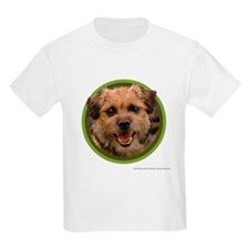 Border Terrier Kids T-Shirt
